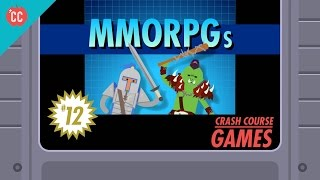 MMORPGs - Crash Course Games #12