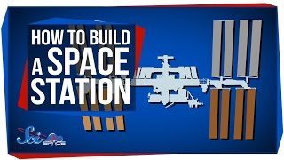 How To Build A Space Station