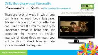 Communication Skills - Personality Development Skills part 9