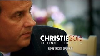 Christie Blames Obama For ISIS, Drugs & 'Lawlessness' In New Ad