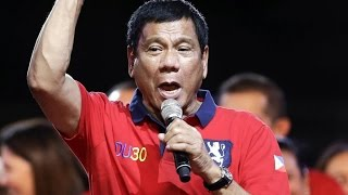 Philippines President Calls For Murdering Drug Addicts