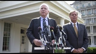 GOP Senators Want To Permanently Occupy Afghanistan