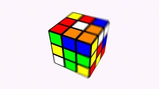 Speed Solve of a Rubik's Cube in Slow Motion - Numberphile