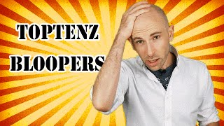 "Special: Bloopers (and a tour of the ""studio"") — TopTenzNet"