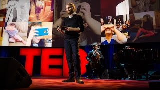 The birth of virtual reality as an art form | Chris Milk