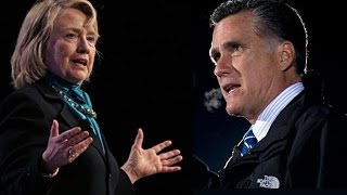 Cryptic Parallels Between Mitt Romney & Hillary Clinton Campaigns