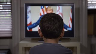 Hillary Clinton Ad: Trump's Naughty Language Is Bad For The Kids!