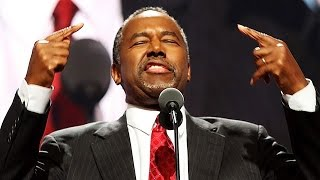 Ben Carson Connects Hillary Clinton To Lucifer In RNC Speech
