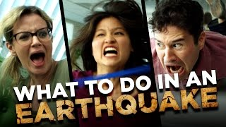 What To Do in an Earthquake