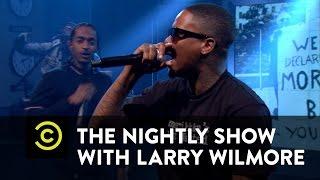 "The Nightly Show - YG - ""F**k Donald Trump"""