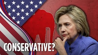 How Conservative Is Hillary Clinton?