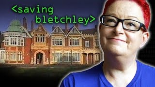 Saving Bletchley Park - Computerphile