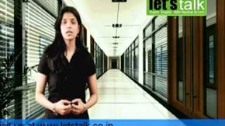 How to speak English Effectively? Spoken English Lessons