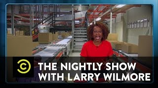 The Nightly Show - 8/11/15 in :60 Seconds