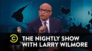 The Nightly Show - 5/4/15 in: 60 Seconds