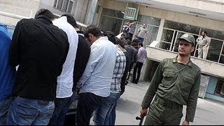 150 Arrested In Iran For 'Mixed Gender' Party