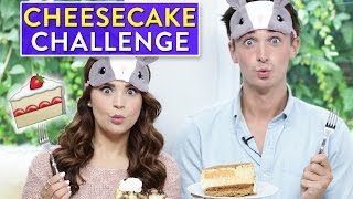 CHEESECAKE CHALLENGE! ft Donal Skehan