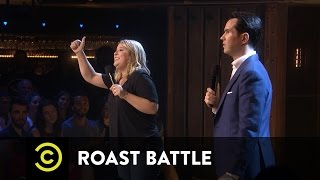 Roast Battle - Jimmy Carr vs. Christi Chiello