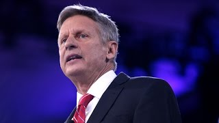 Gary Johnson Might Throw A Wrench In The 2016 Election