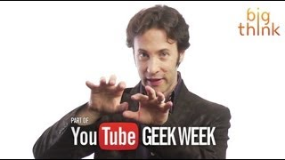 David Eagleman: Your Time-Bending Brain (YouTube Geek Week!)