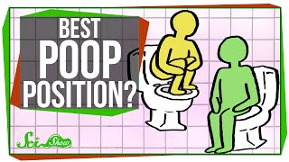 What's the Best Position for Pooping?