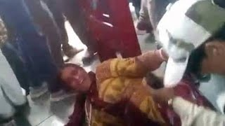 Muslim Women Severely Beaten For Allegedly 'Carrying Beef' In India