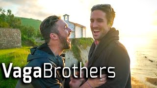 BEST BLOOPERS   VAGABROTHERS BASQUE COUNTRY VLOG SERIES