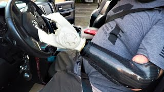How to Drive with One Arm (AND NO LEGS) - Smarter Every Day 158