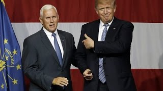 Trump's VP Was The Anti-Trump On Muslims In 2003