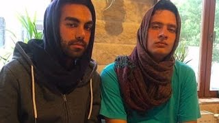 Iranian Men Wear Women's Hijabs To Protest Mandatory Veiling Law