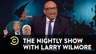 The Nightly Show - Blacklash 2016: The Unblackening - Trump Dump
