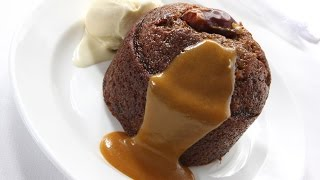 How To Make Sticky Date Pudding