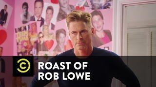 Roast of Rob Lowe - David Spade's Teen Beat Crush