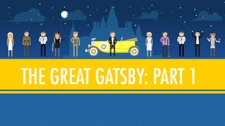 Like Pale Gold - The Great Gatsby Part I: Crash Course English Literature #4