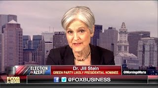 Jill Stein Schools Fox Bobbleheads On Foreign Policy