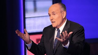 WATCH: Rudy Giuliani Forgets About 9/11
