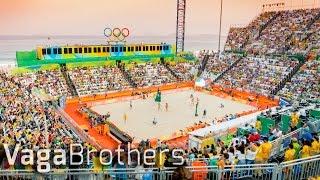 WOMEN'S BEACH VOLLEYBALL ON COPACABANA   Rio 2016 Olympics