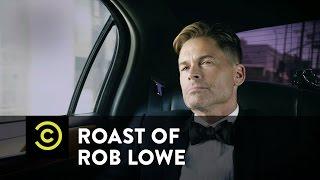 Roast of Rob Lowe - Rob Lowe's Preshow Jitters