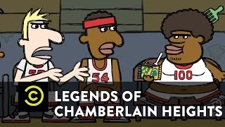 Legends of Chamberlain Heights - Exclusive - Summer Games Highlights