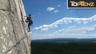 Top 10 Attempts At Mountain Climbing Ascents That Went Horribly Wrong