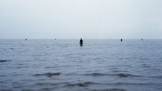 Antony Gormley: Sculpted space, within and without