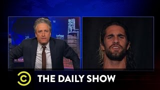 The Daily Show - Moment of Zen Interrupted