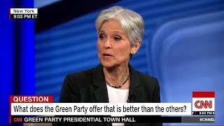 Jill Stein: 'I Don't Fall Into Any Particular Religious Box'