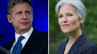 How You Can Get Gary Johnson & Jill Stein In The Debates