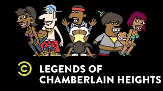 Legends of Chamberlain Heights - Exclusive - Top 9 Lines for Smashing Dimes