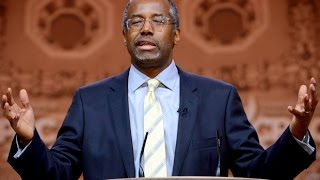 Congressional Republicans Wanted Ben Carson To Be Speaker