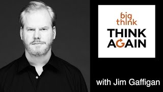 Think Again Podcast | Jim Gaffigan | You're Attacking My Grandpa?