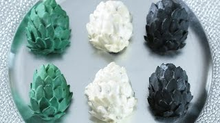 DRAGON EGG TRUFFLES - GAME OF THRONES - NERDY NUMMIES