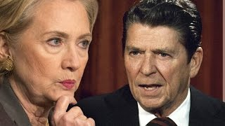 Hillary Goes Full Reagan In 'American Exceptionalism' Speech