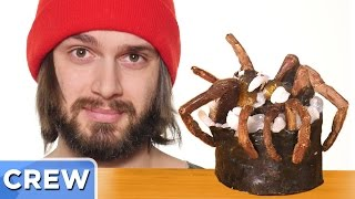 Making the Spider Roll: Good Mythical Crew Ep. 27
